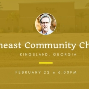Dallas Holm at Southeast Community Church in Kingsland, GA
